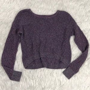 AEO Knit Cropped Sweater